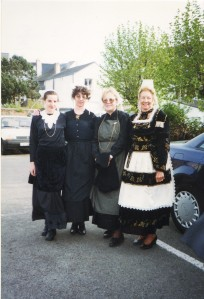 Breton Dancing and Singing Festival 4 May 2002