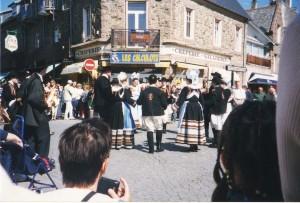 Breton Dancing and Singing Festival 4/5/02