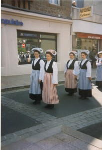 Breton Parade April 1995