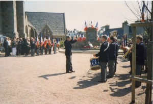 Celebration of French Liberation 30 April 1995